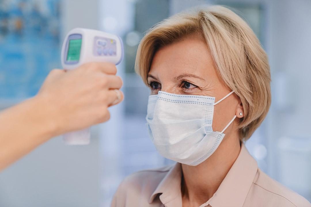 Facemask Temperature